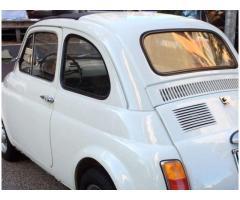 Fiat 500 R anni 70 NUOVA...!..
