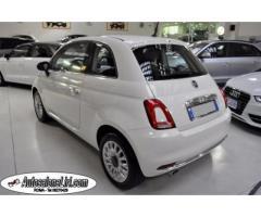 FIAT 500 -ULTIMO MODELLO- LOUNGE 1.2 69cv TETTO PANORAMA rif. 7158359