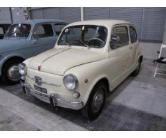Fiat 600/D Fanalona Automobile d'epoca