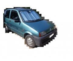 FIAT CINQUECENTO cc700 AUTO D 'EPOCA 145 EURO ANNUE D 'ASSICURAZIONE