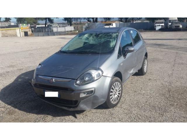 Fiat Grande Punto Evo  1.4 b/metano anno 07-2011 sinistrata