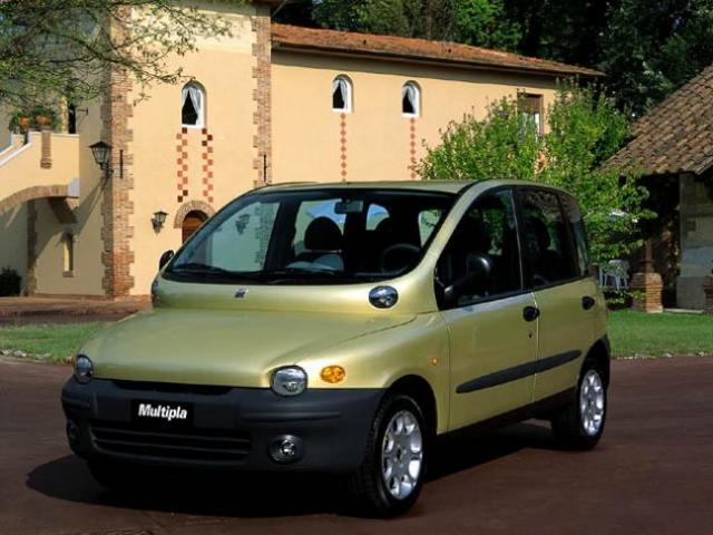FIAT Multipla 105 JTD SX rif. 7169230