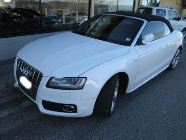 Audi A5 Cabrio 2.0 TDI F.ap. Ambition