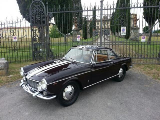 Fiat 124 Coupe 1600s