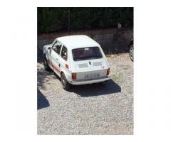 Fiat 126 fsm 1986 restaurata in versione abarth