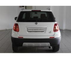 Fiat Sedici 2.0 MJT 4X4 Experience