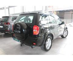 TOYOTA RAV 4 RAV4 2.0 Tdi D-4D cat 5 porte GANCIO TRAINO rif. 7195931
