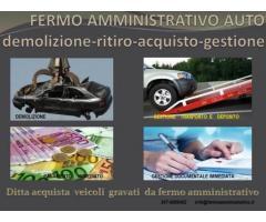 Acquistiamo auto suv con Fermo Amministrativo