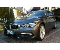 Bmw 316d touring restyling 2016 come nuova!