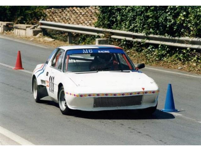Auto di gara Fiat X1/9