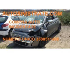 auto sinistrate incidentate acquistiamo Faenza