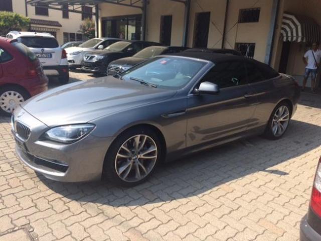 BMW 640 d Cabrio Futura rif. 7187873