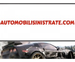 C.O.M.P.R.O. AUTO SINISTRATE E INCIDENTATE T.3487444558