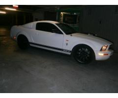 Mustang shelby d'epoca