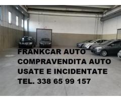 RITIRO FUORISTRADA USATI, INCIDENDATI O FUSI TEL. 338-6599157