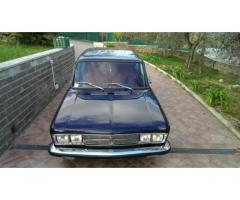Fiat 125 Special Twin 1971 Targa ASI oro