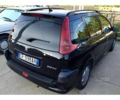 2003 Peugeot 206 Station Wagon