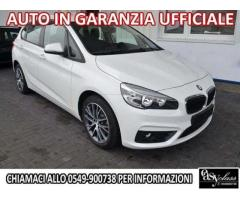 BMW 216 d Active Tourer Advantage NAVI CR CONTR START/STOP rif. 6940546