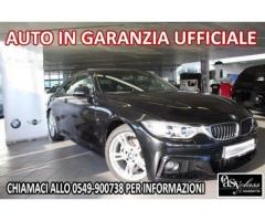 BMW 420 d Coupé Msport NAVI ANTIFURTO TETTO PANORAMA XENO rif. 6933434