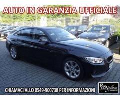 BMW 420 d GRAN COUPE CAMBIO AUTOMATICO NAVI XENO rif. 6933055