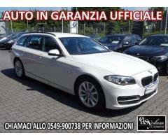 BMW 520 d Touring PELLE NAVI CAMBIO AUTOMATICO XENO rif. 6933905