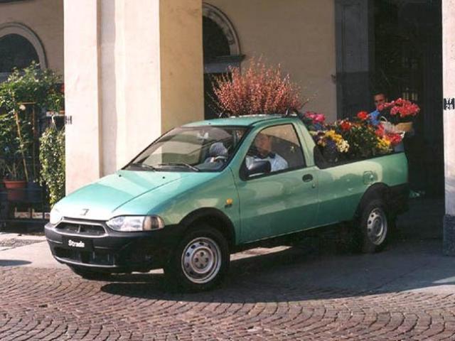 FIAT Strada 1.9 diesel Pick-up rif. 7171008