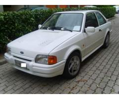 Ford Escort RS 1.6 RS Turbo cosworth 1987 asi