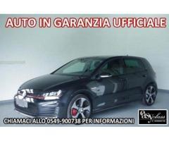 VOLKSWAGEN Golf GTI Performance 2.0 TSI 5p BlueMotion NAVI CAMERA XENO rif. 7001257