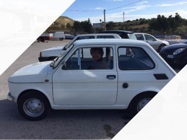 FIAT 126 - Anni 70