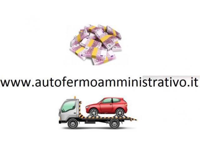 Compriamo e ritiriamo direttamente la tua auto in fermo amministrativo Alessandria