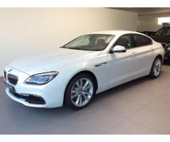 BMW Serie 6 640d xdrive gran coupe