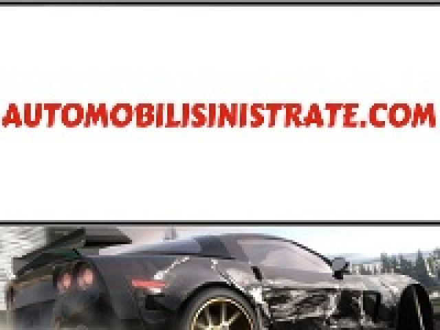 C.O.M.P.R.O. AUTO SINISTRATE AUTO INCIDENTATE ANCONA