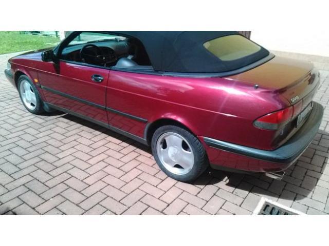 saab 900 SE turbo 16v cabriolet