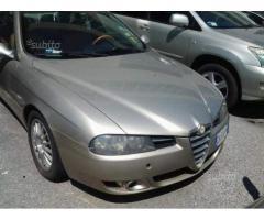 Vendo ALFA ROMEO 156 JTD 2.4 180 cv