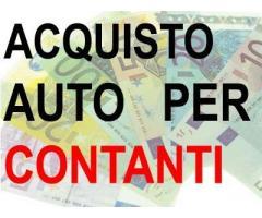 ACQUISTIAMO AUTO USATE PAGAMENTO IN CONTANTI