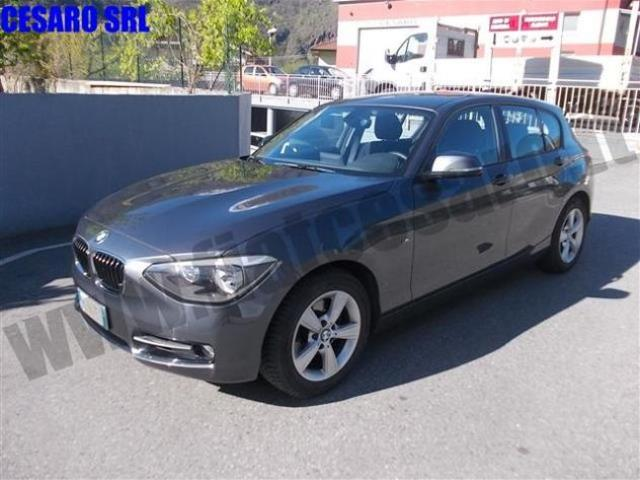 BMW 120 d 5p. Sport rif. 6475873