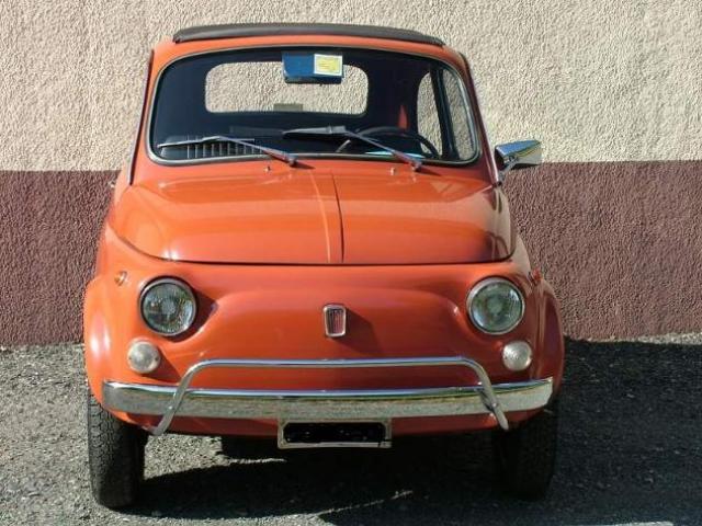 Fiat 500 L 1970