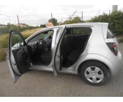 Chevrolet Aveo kilometri 21000 certificati