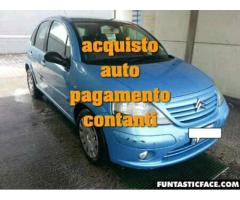 Acquisto auto pagamento immediato