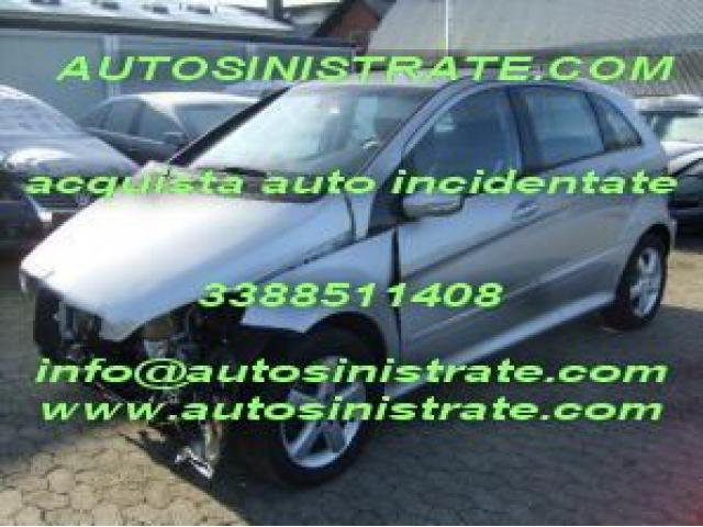 acquisto auto alluvionate incidentate sinistrate con motore fuso