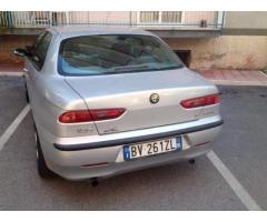 Alfa 156 1600 ts con impianto a gpl