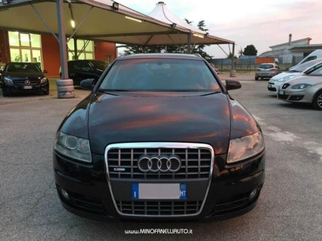 Audi A6 2.7 V6 TDI F.AP. Avant S-LINE