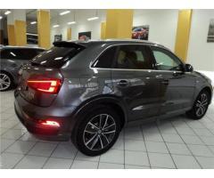 Audi Q3 2.0 TDI 150 CV quattro s line s tronic