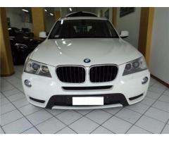 BMW X3 xDrive20d Futura