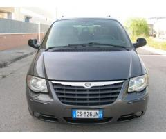 CHRYSLER Voyager 2.5 CRD cat LX Leather rif. 6538107