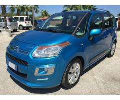 Citroen C3 Picasso 1.6 HDi 90 Exclusive