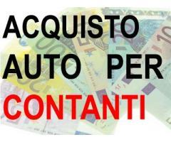 COMPRO AUTO USATE DI TUTTE LE MARCHE