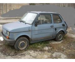 Fiat 126 652 FSM - 1986