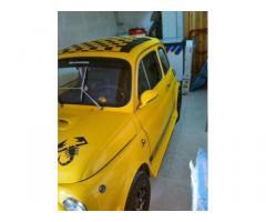 Fiat 500 f repplica abarth anni60