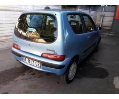 Fiat 600 1100cc 40kw clima